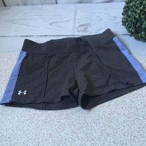 Under Armour Heat Gear Exercise Shorts